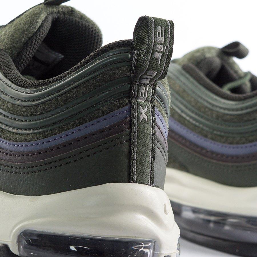 Buty męskie Nike Air Max 97 Premium sequoia velvet brown light carbon sail (312834 300) 40