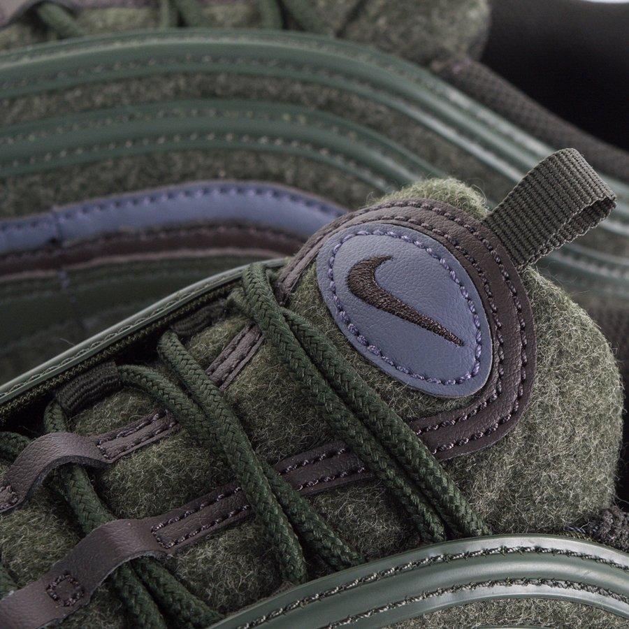 Nike Air Max 97 Premium SequoiaVelvet Brown 312834 300