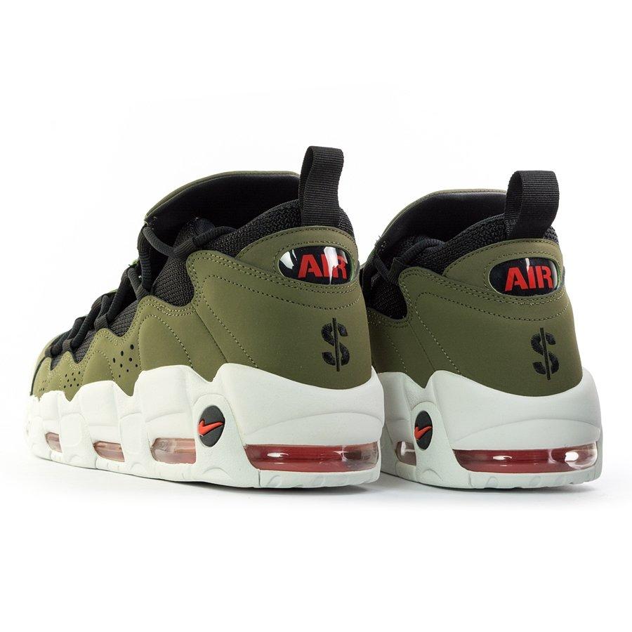 buty nike air more money medium