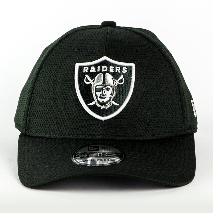 outlet na sprzedaż ekskluzywne oferty sekcja specjalna Czapka New Era Oakland Raiders 39Thirty Basic NFL black