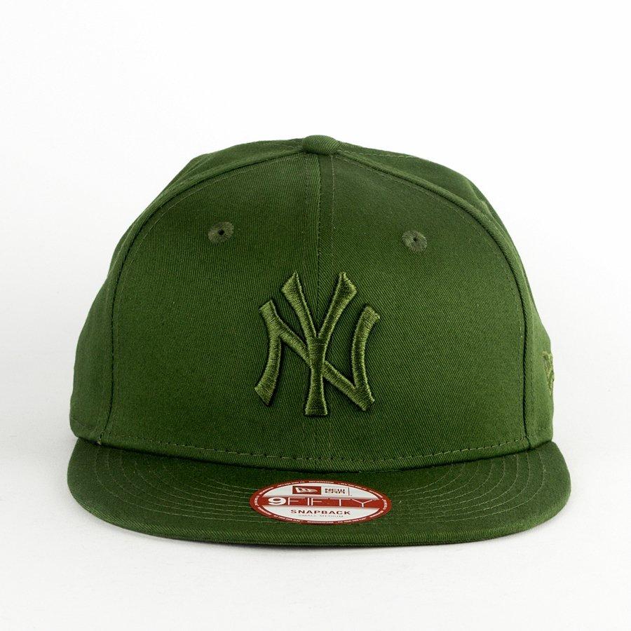 kupić najlepsze oferty na autentyczna jakość Czapka New Era snapback League Essential New York Yankees green 9FIFTY