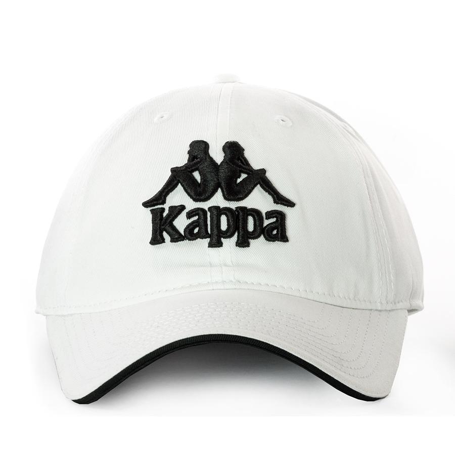 e2e23d94e Czapka z daszkiem Kappa snapback Elino white Kliknij, aby powiększyć ...