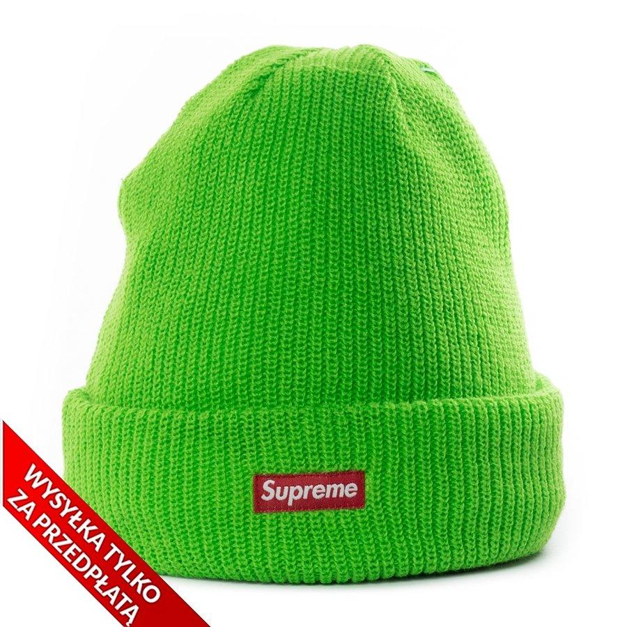 ce3d0a66942d8 Czapka zimowa Supreme Gore-Tex Beanie green Kliknij