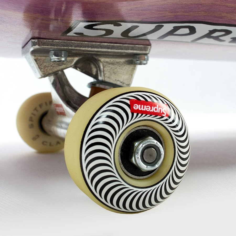 Deskorolka Supreme Skateboard Gonz / Wheels Supreme X Spotfire