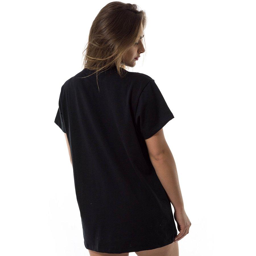 Koszulka damska Adidas Originals t shirt Big Trefoil Tee black (CE2436) 40