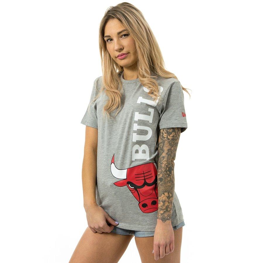 Koszulka damska New Era t shirt NBA Team Team Vertical Logo  JBZVh