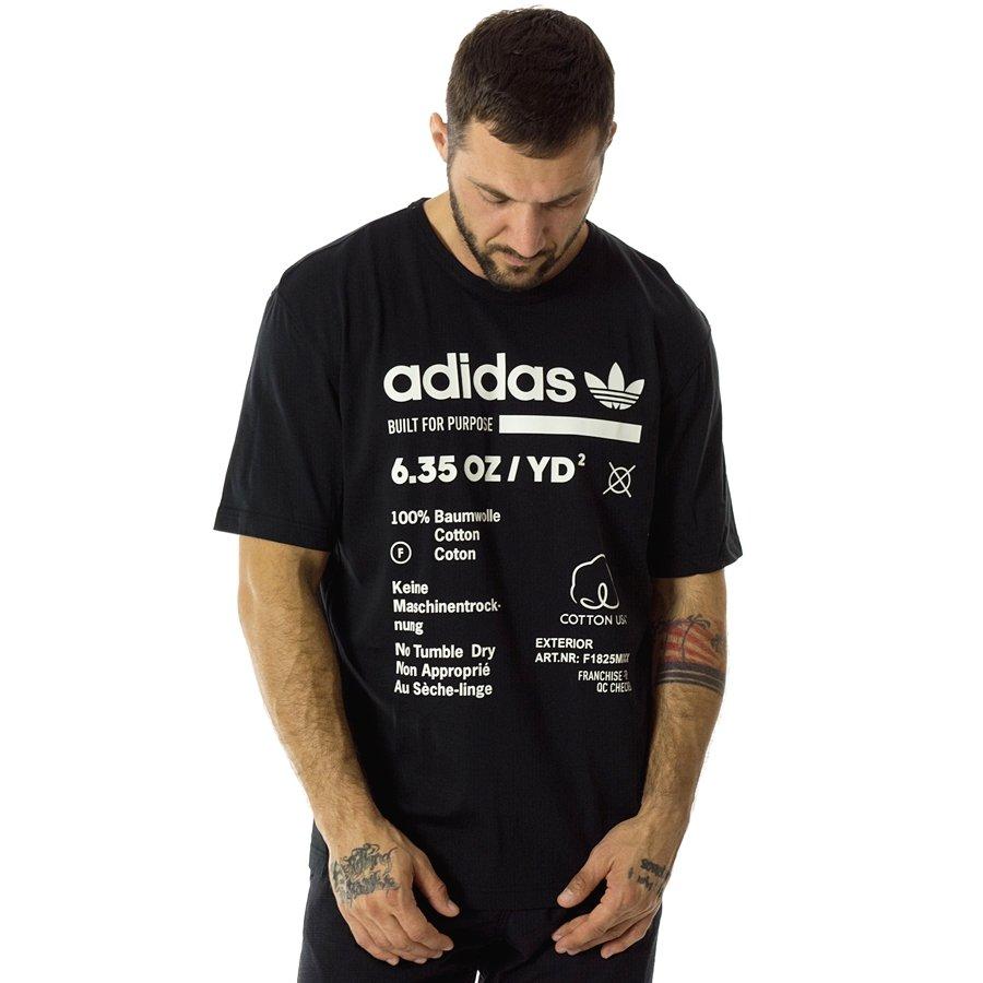 d682b12a8ed51c Koszulka męska Adidas Originals t-shirt Kaval GRP black (DM2085 ...