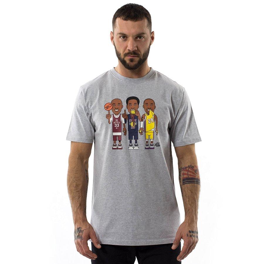 szczegółowe zdjęcia świetne oferty ogromna zniżka Koszulka męska K1X t-shirt Me Mysels & I Tee grey