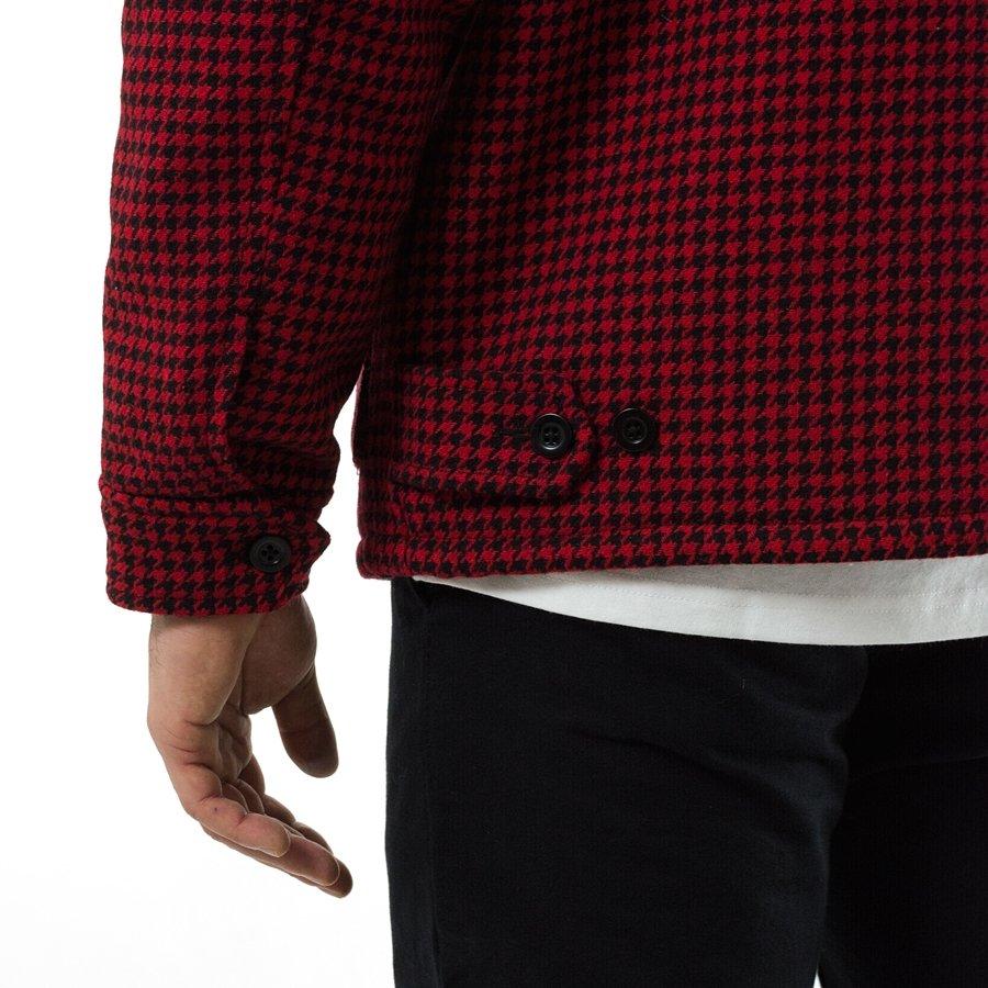 Kurtka męska Carhartt WIP Ryder Jacket cardinal black