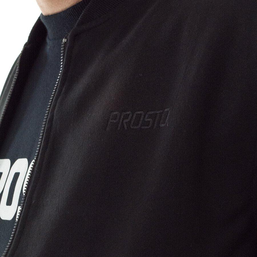4ead60d90e466 ... Kurtka męska Prosto Klasyk Jacket Baze black Kliknij, aby powiększyć