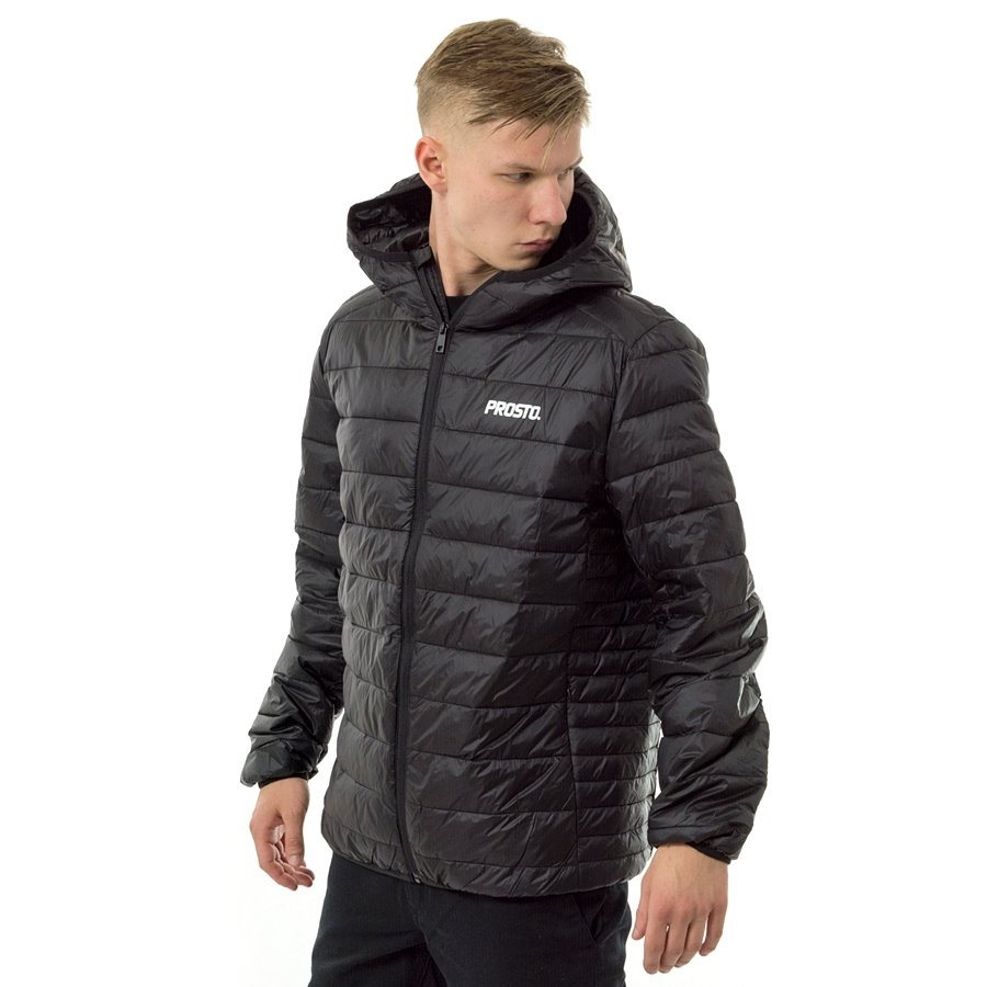 100% autentyczny zniżka za kilka dni Kurtka męska Prosto Klasyk jacket Ultralight black