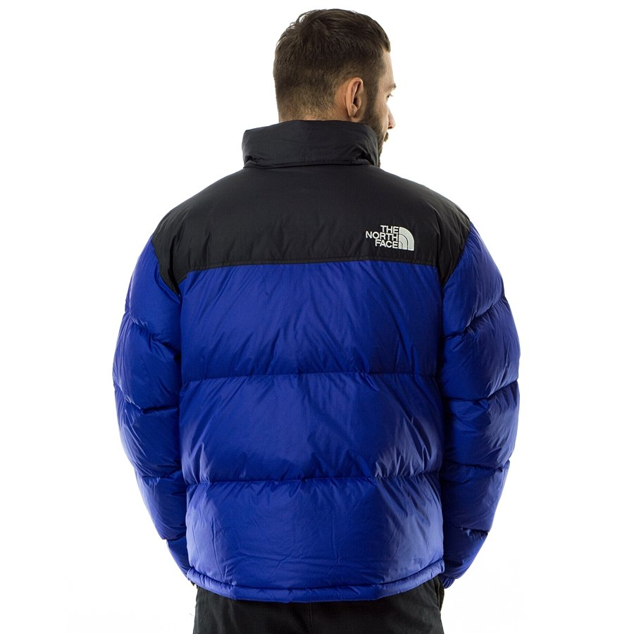 kupuję teraz urzędnik najlepszy design Kurtka zimowa męska The North Face jacket 1996 RTO Nuptse TNF aztec blue  (T93C8D5NX)