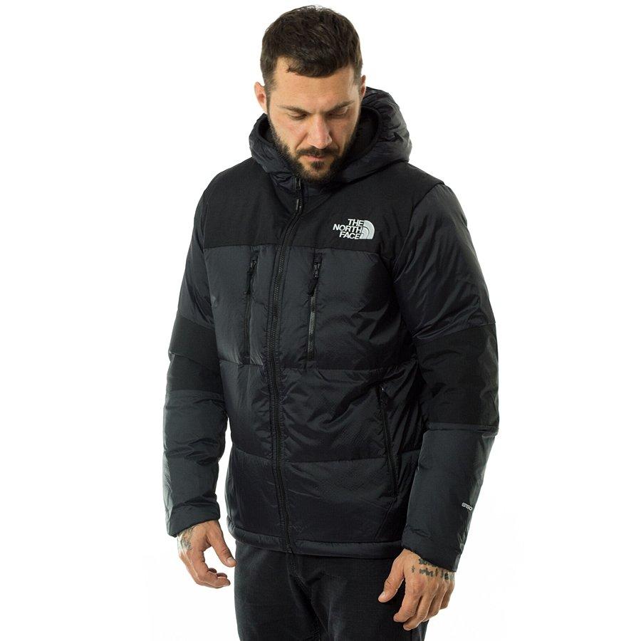 a7a765b96 Kurtka zimowa męska The North Face jacket Him Light Down Hood tnf black  (T930EEDJK3)