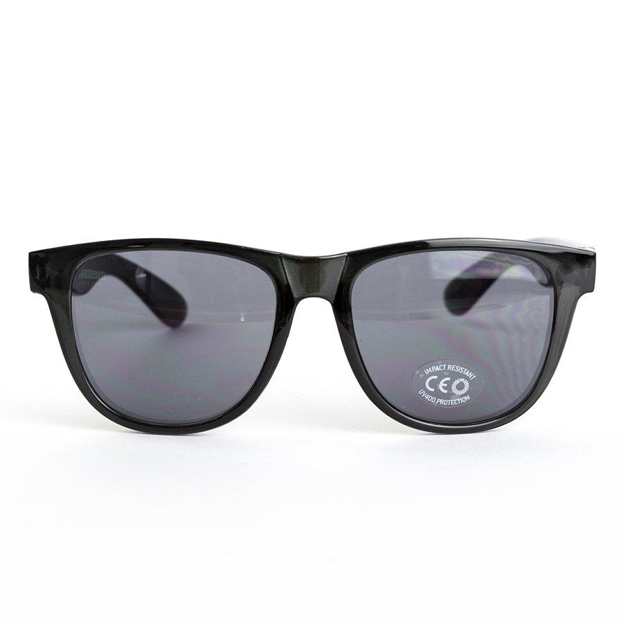Okulary przeciwsłoneczne Mass Denim sunglasses John transparent black
