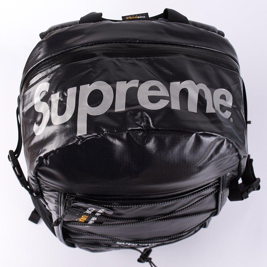wylot online nowe wydanie na stopach zdjęcia Plecak Supreme backpack Box Logo black