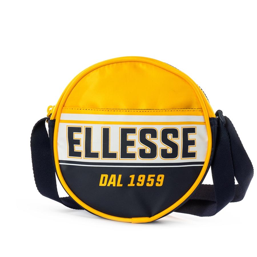San Francisco najlepsza wartość buty do biegania Saszetka na ramię Ellesse shoulder bag Molly navy / yellow