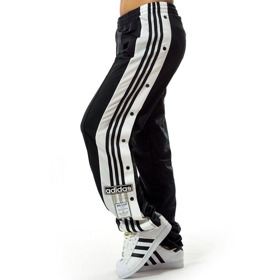 Spodnie Adidas rozpinane