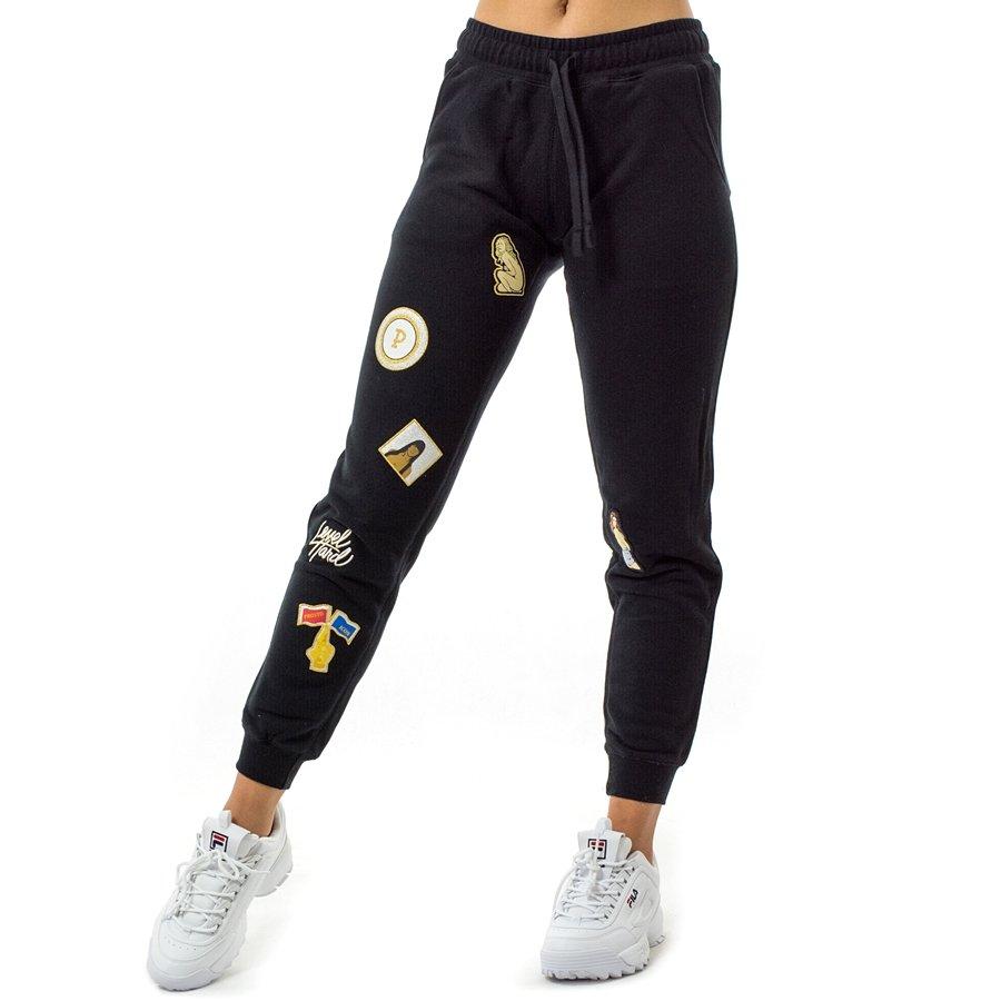 Spodnie damskie Prosto sweatpants WMNS Hard black