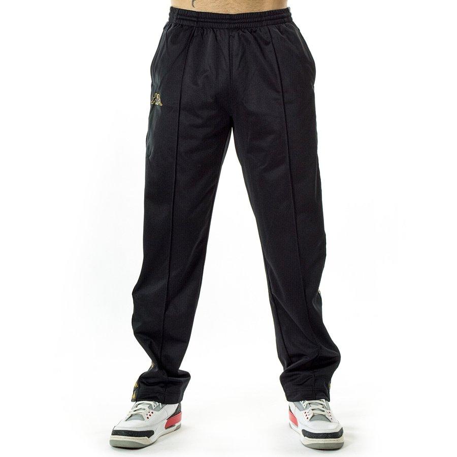 2065afe2d Kliknij, aby powiększyć · Spodnie dresowe męskie Kappa Authentic Banda  Astroia Snaps black ...
