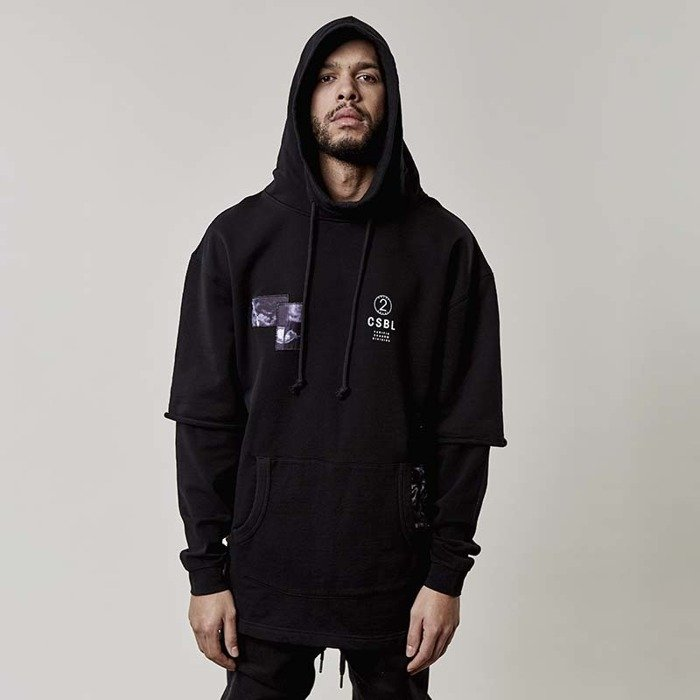 Bluza Cayler and Sons BLACK LABEL hoody CSBL Epic Storm black
