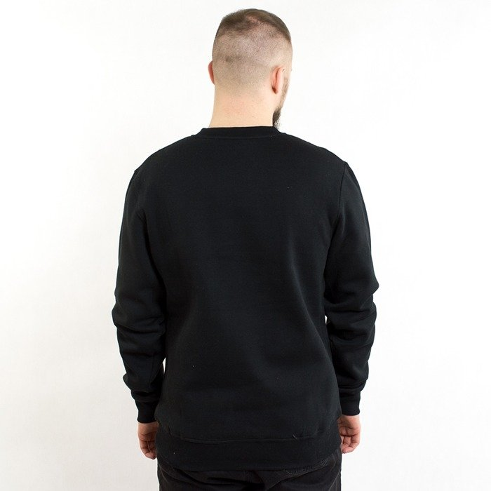 Bluza Mass Denim crewneck Flip black