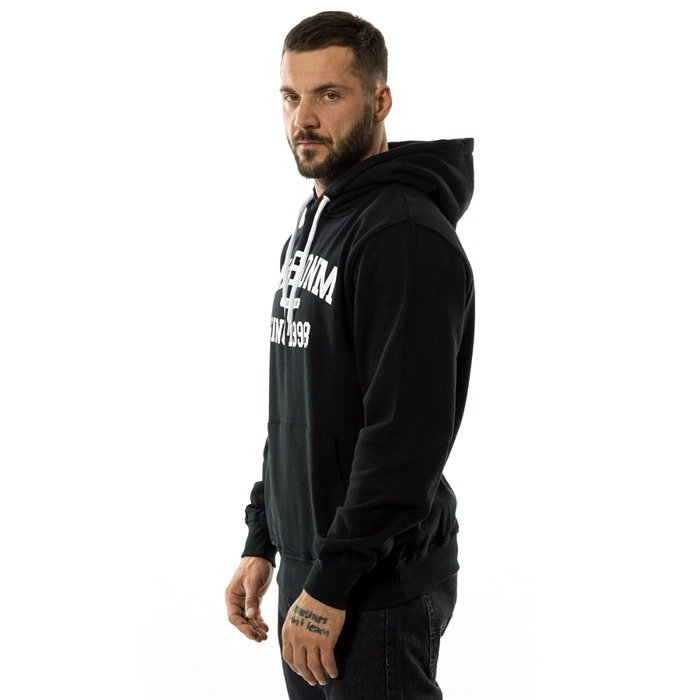 Bluza męska Mass Denim hoody Campus black