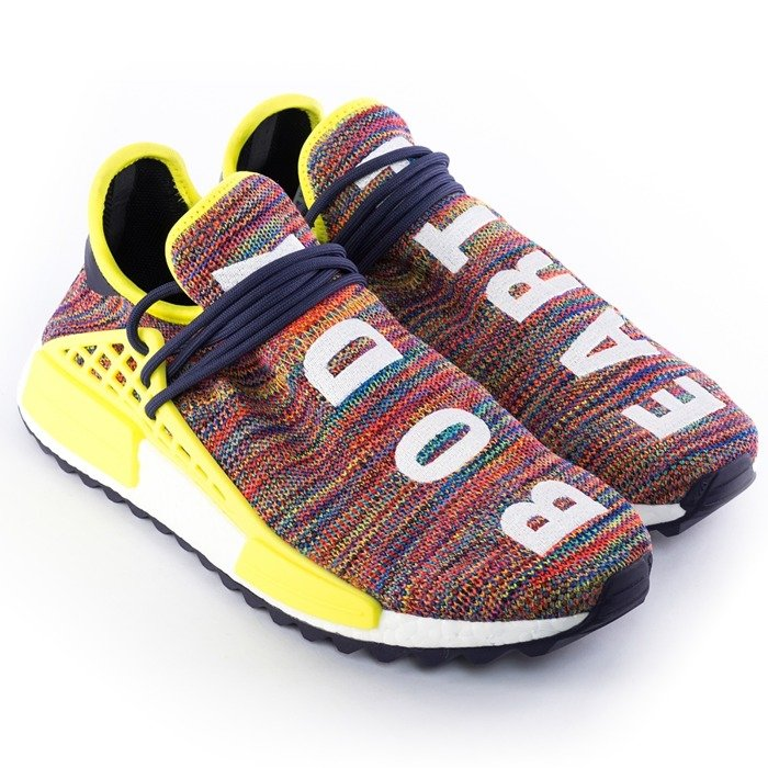 Buty Adidas Originals Pharell Williams PW Human Race NMD TR multicolor (AC7360)