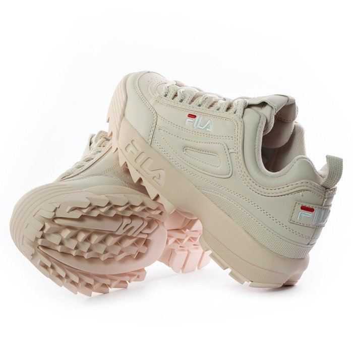 Buty damskie Fila Disruptor Low peach whip (1010302.70P)