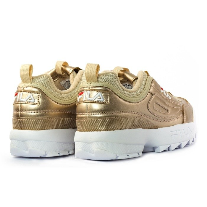 Buty damskie Fila Disruptor MM Low gold (1010442.80C)