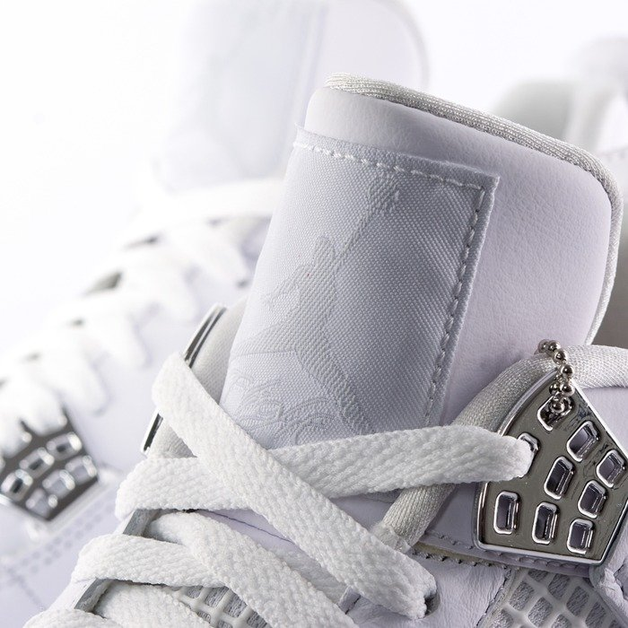 Buty męskie Jordan 4 Retro Pure Money white (308497-100) TM