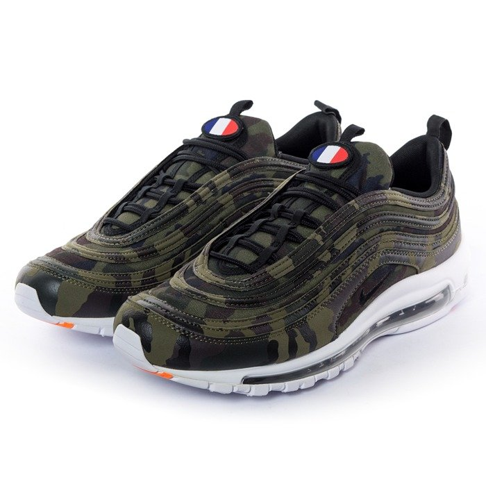 Buty męskie Nike Air Max 97 Country Camo France multicolor (AJ2614-200) 40