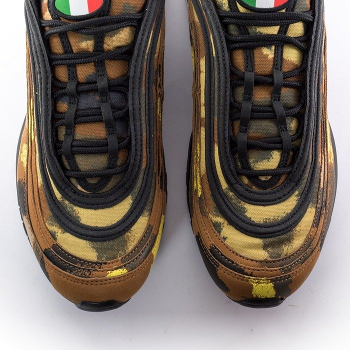 Buty męskie Nike Air Max 97 Country Camo Italy multicolor (AJ2614-202) 40