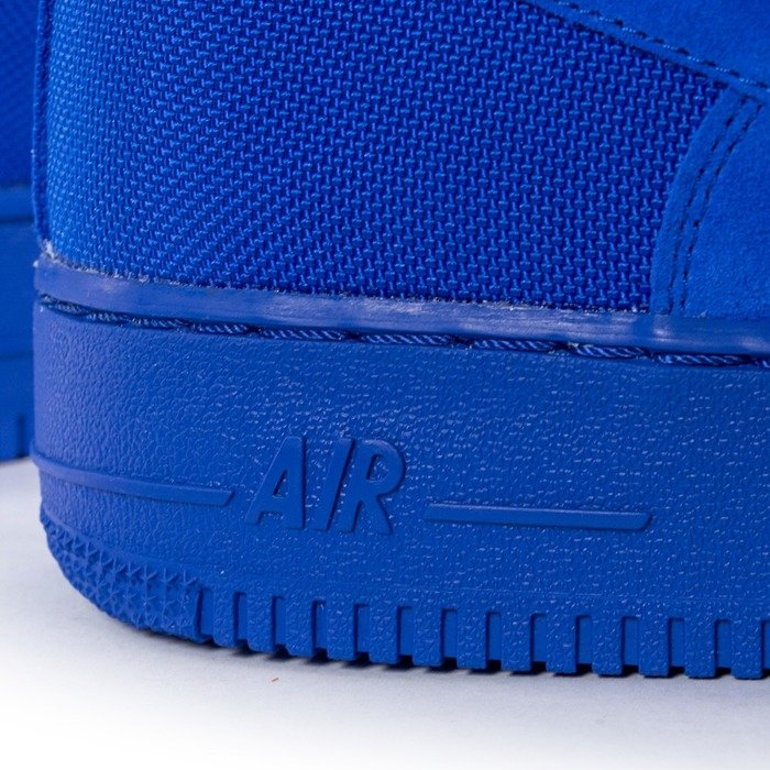 Buty męskie Nike SF Air Force 1 game royal (864024-401) 40