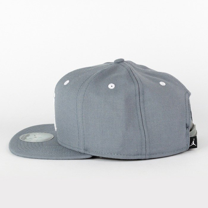 Czapka Air Jordan snapback True Jumpman grey (619360-067) TM