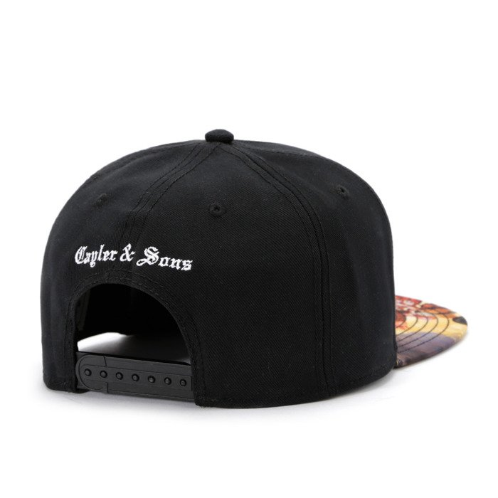 Czapka Cayler and Sons snapback WL Family First black