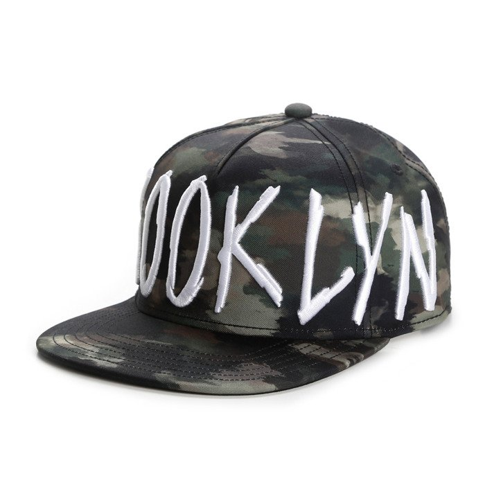 Czapka Cayler and Sons snapback WL Scripted multicolor