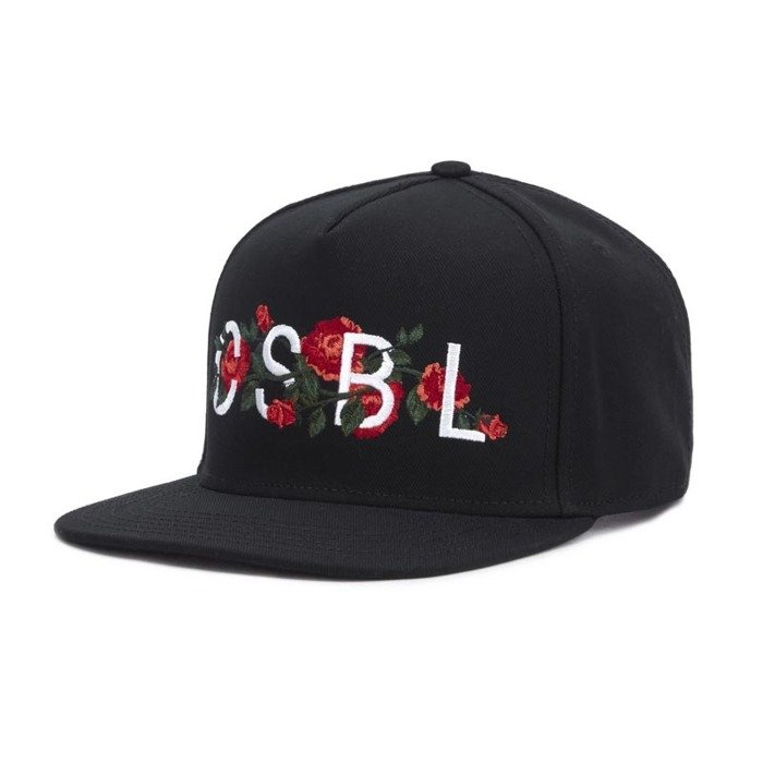 Czapka z daszkiem Cayler and Sons snapback CSBL Venetian black / red
