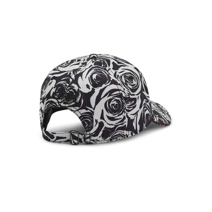Czapka z daszkiem Cayler and Sons strapback CSBL Beyond Reach Curved black / white