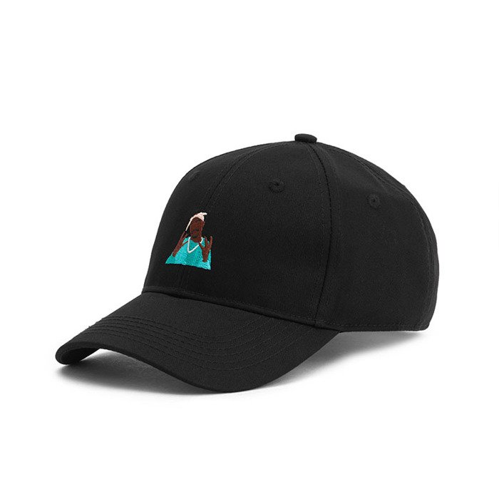 Czapka z daszkiem Cayler and Sons strapback Rollin' Curved black