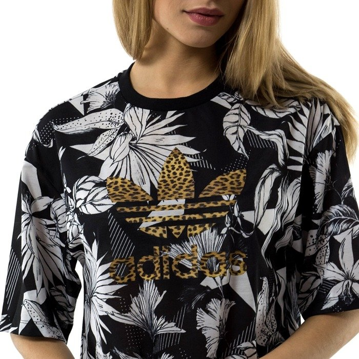 Koszulka damska Adidas Originals t-shirt Farm Passinho Tee mc (CY7375)