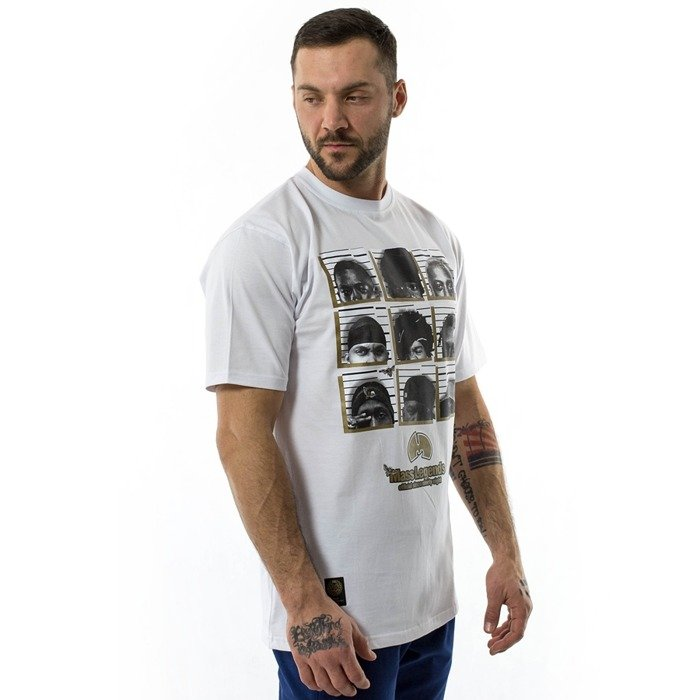 Koszulka męska Mass Denim t-shirt Chapters white