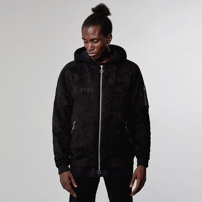 Kurtka Cayler and Sons CSBL Jab Hooded Bomber black