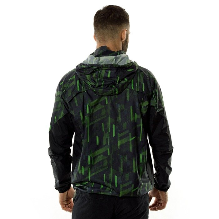 Kurtka męska Ellesse Futura FZ Jacket All Over Print multicolor