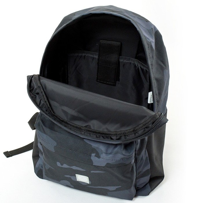 Plecak Mass Denim backpack Base black camo