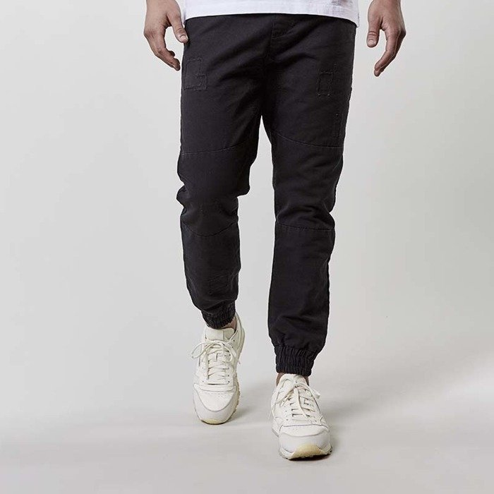 Spodnie Cayler and Sons BLACK LABEL jogger CSBL Coast To Coast black