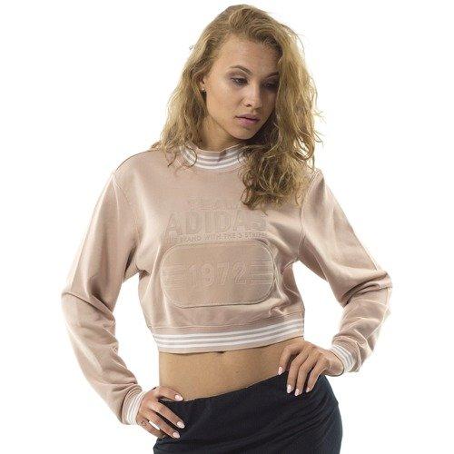 d153657ec7833d Bluza damska Adidas Originals crewneck Fashion League ash pearl ...