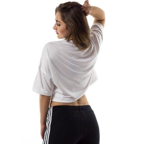 aab50cdb476e12 Koszulka damska Adidas Originals t-shirt Trefoil Tee white (CD6875 ...