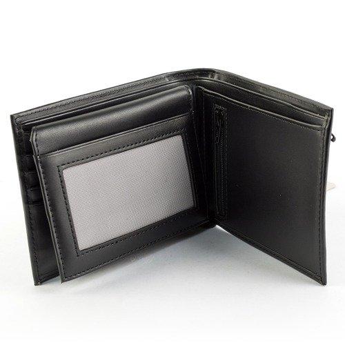 7ea31f68c0fd2 Portfel Carhartt WIP Leather Rock It black